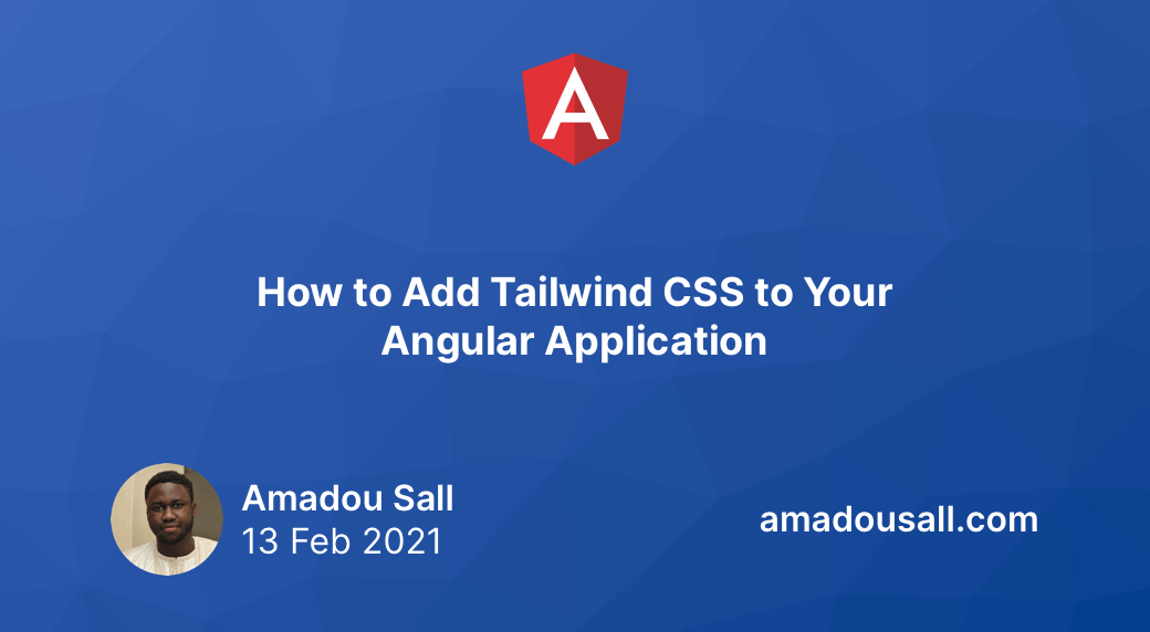 How to Add Tailwind CSS to Your Angular Application